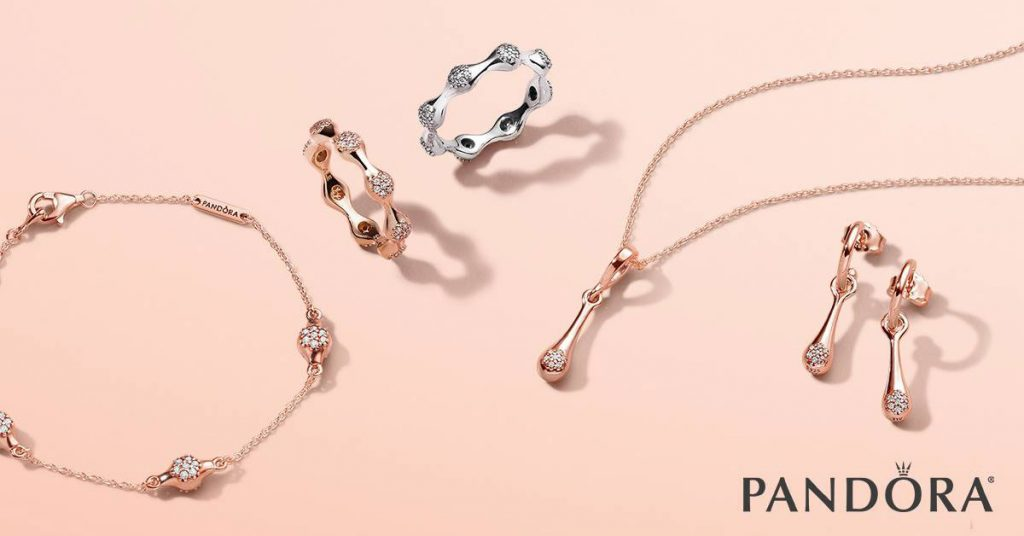 ed6f84d33 The new PANDORA Modern LovePods Collection is a lot more affordable as the  pods are set with clear cubic zirconia stones instead of diamonds.