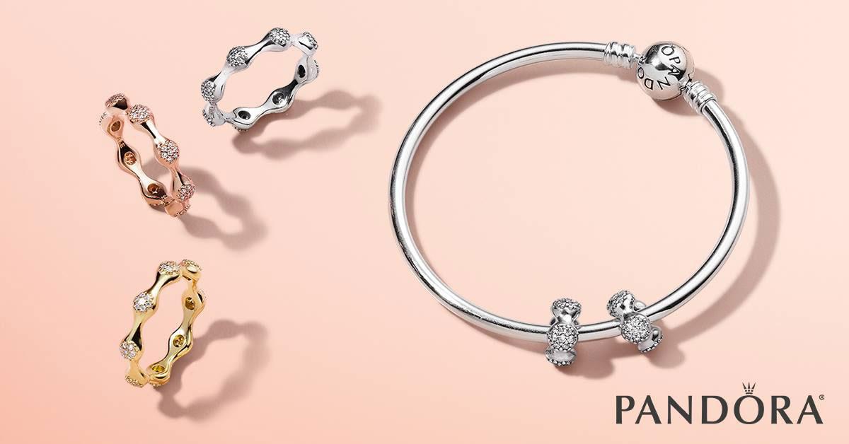 5b9ba82f3 PANDORA Modern LovePods Collection - The Art of Pandora | More than ...