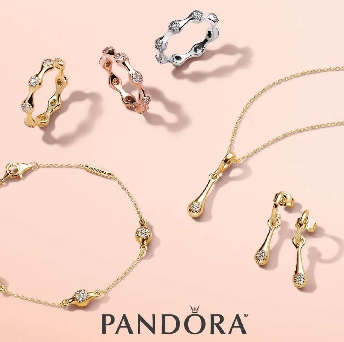 PANDORA Pre-Autumn 2018 Live Images - The Art of Pandora   More than ...