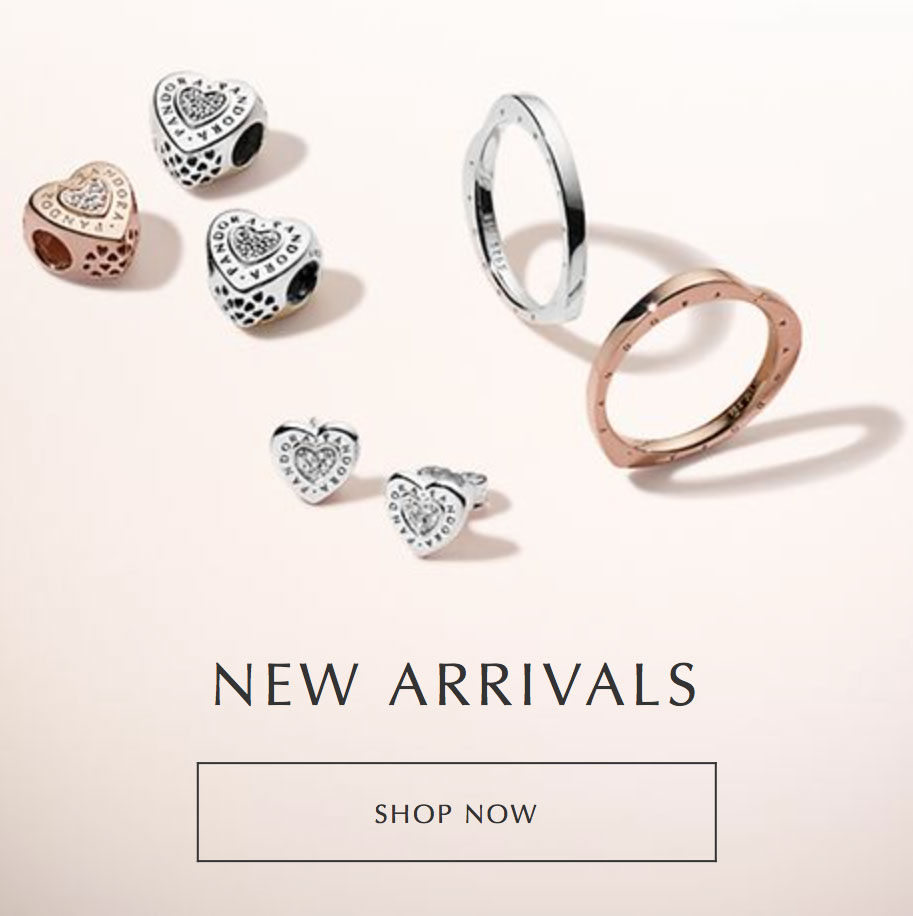 pandora new collection autumn 2018