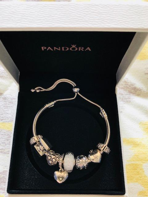 Pandora Club Charms