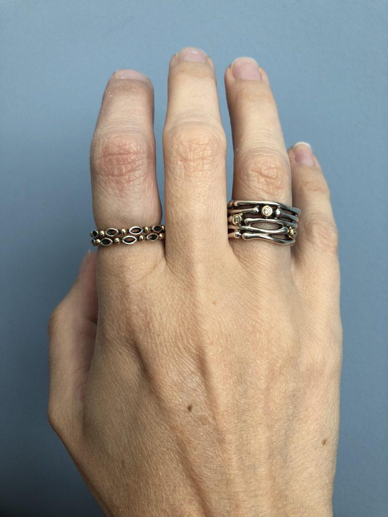 Pandora rare rings