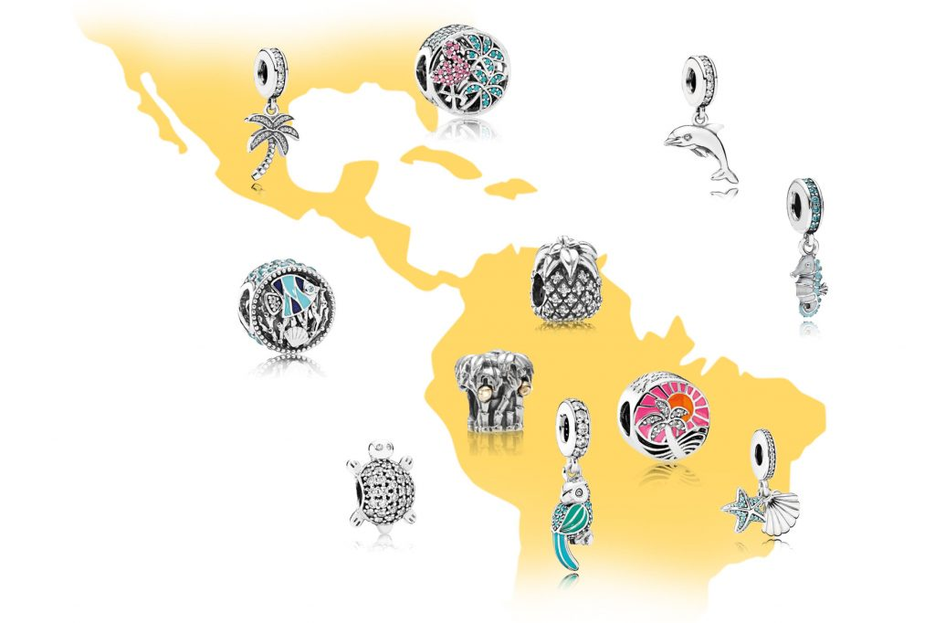 pandora charms in italy