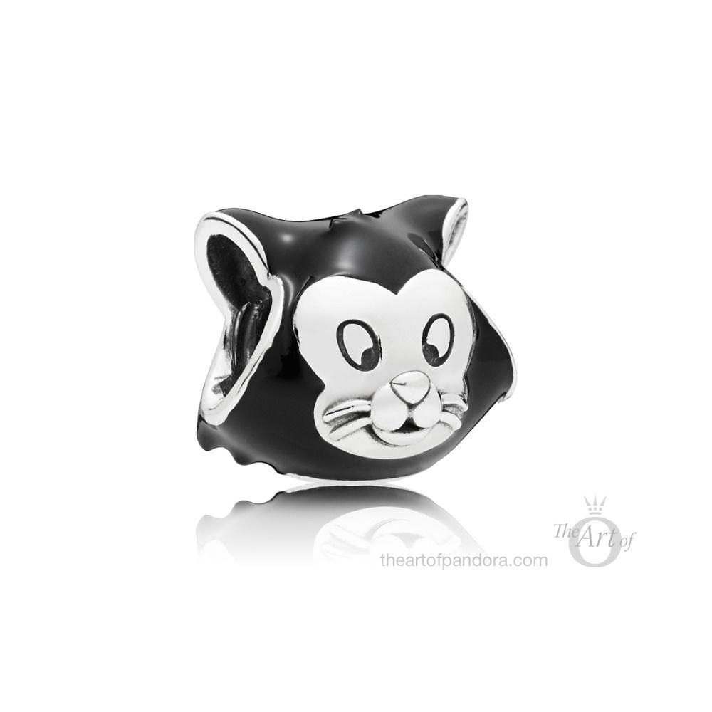 Disney, Figaro Portrait Charm 797488EN16 PANDORA