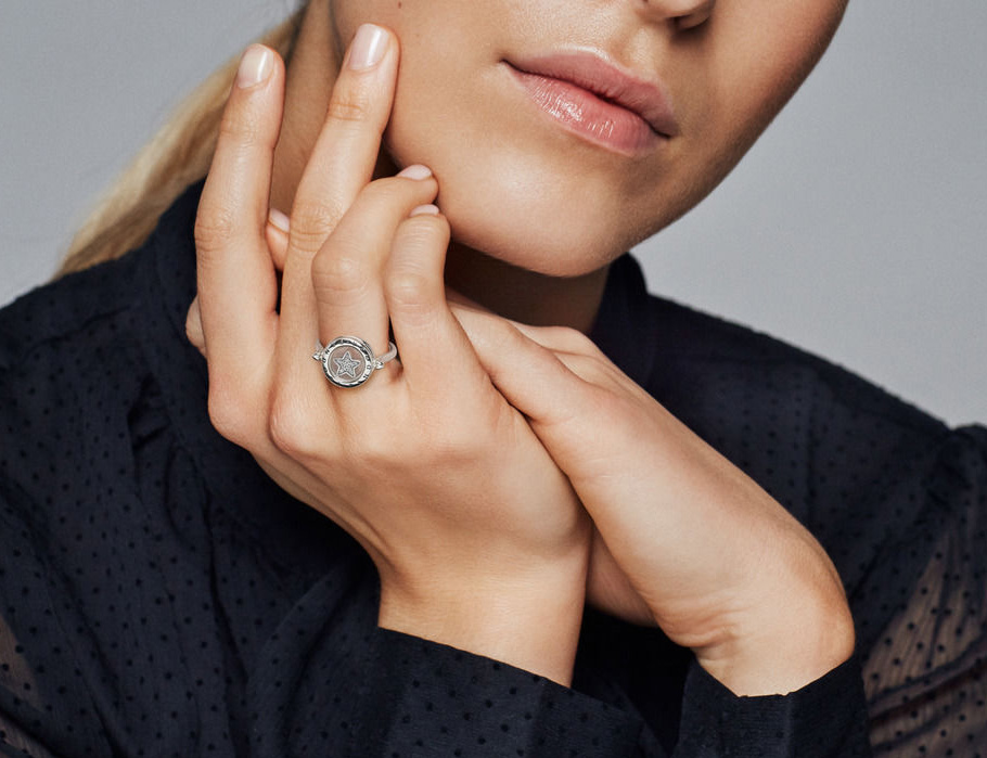 PANDORA Floating Locket Ring (197251) autumn winter 2018