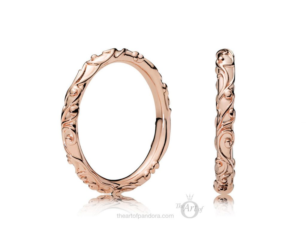 187690 pandora rose regal beauty ring