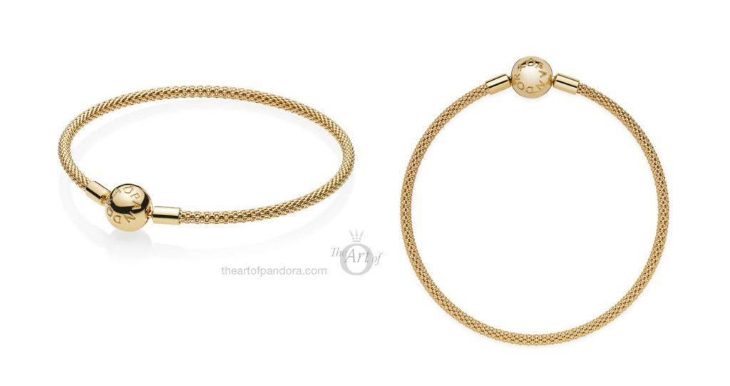 PANDORA ShineMesh Bracelet (566543)
