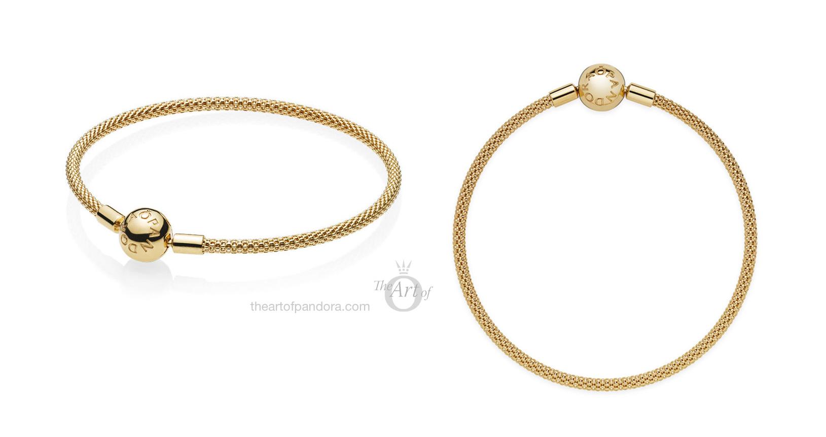 652025ff9 PANDORA-Shine-Mesh-Bracelet-566543 - The Art of Pandora | More than ...