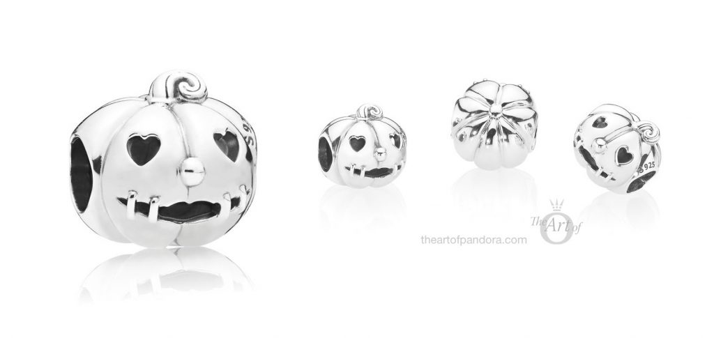 PANDORA Sweet Pumpkin Charm (797596) autumn 2018 winter new collection
