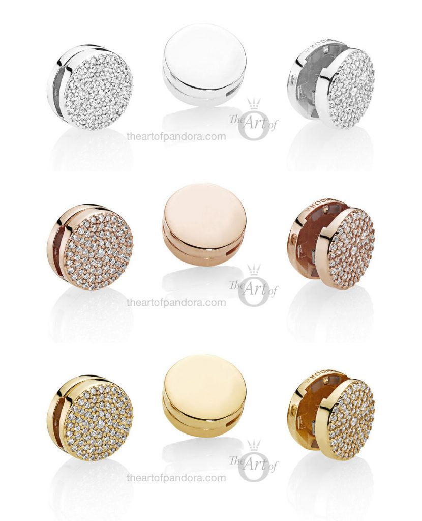PANDORA Reflexions Dazzling Elegance Clip Charm (797583CZ)