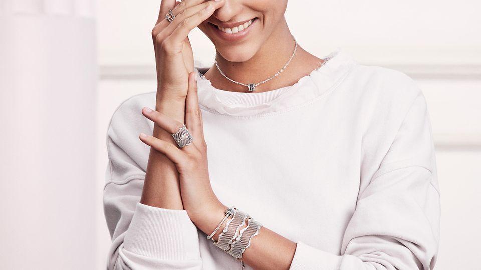 pandora reflection bracelet