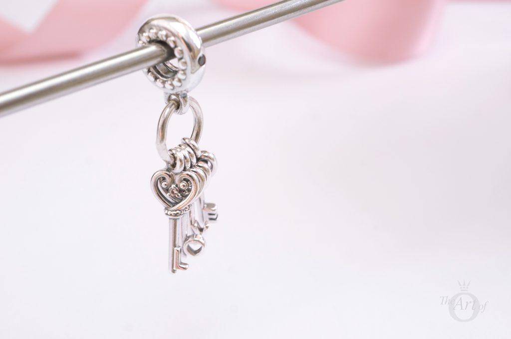 pandora keys of love pendant charm new collection 797654NPMMX reflexions autumn winter 2018 becharming theartofpandora
