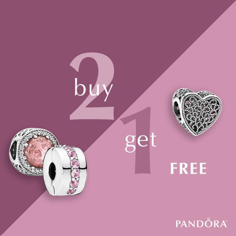 PANDORA 3 for 2 - The Art of Pandora | The #1 Pandora Blog ♕