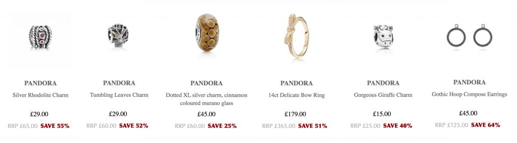 7d4b38b81 The incredible Rhodolite Charm, Tumbling Leaves charm and XL Cinnamon  Murano are included in the PANDORA sale on Argento! Plus if you have a pair  of compose ...