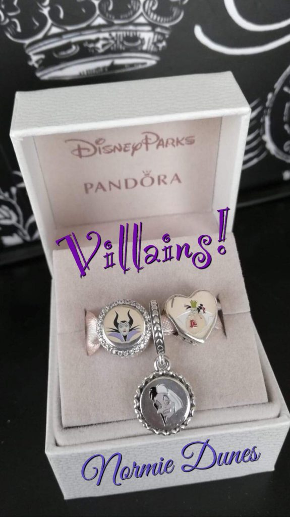 nightmare before christmas halloween 2018 new collection Jack & Sally pandora disney parks villains MaleficentCruella and Queen of Hearts