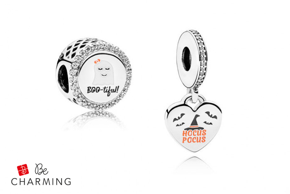 pandora halloween charms hocus pocus bootiful 2018 us exclusive becharming