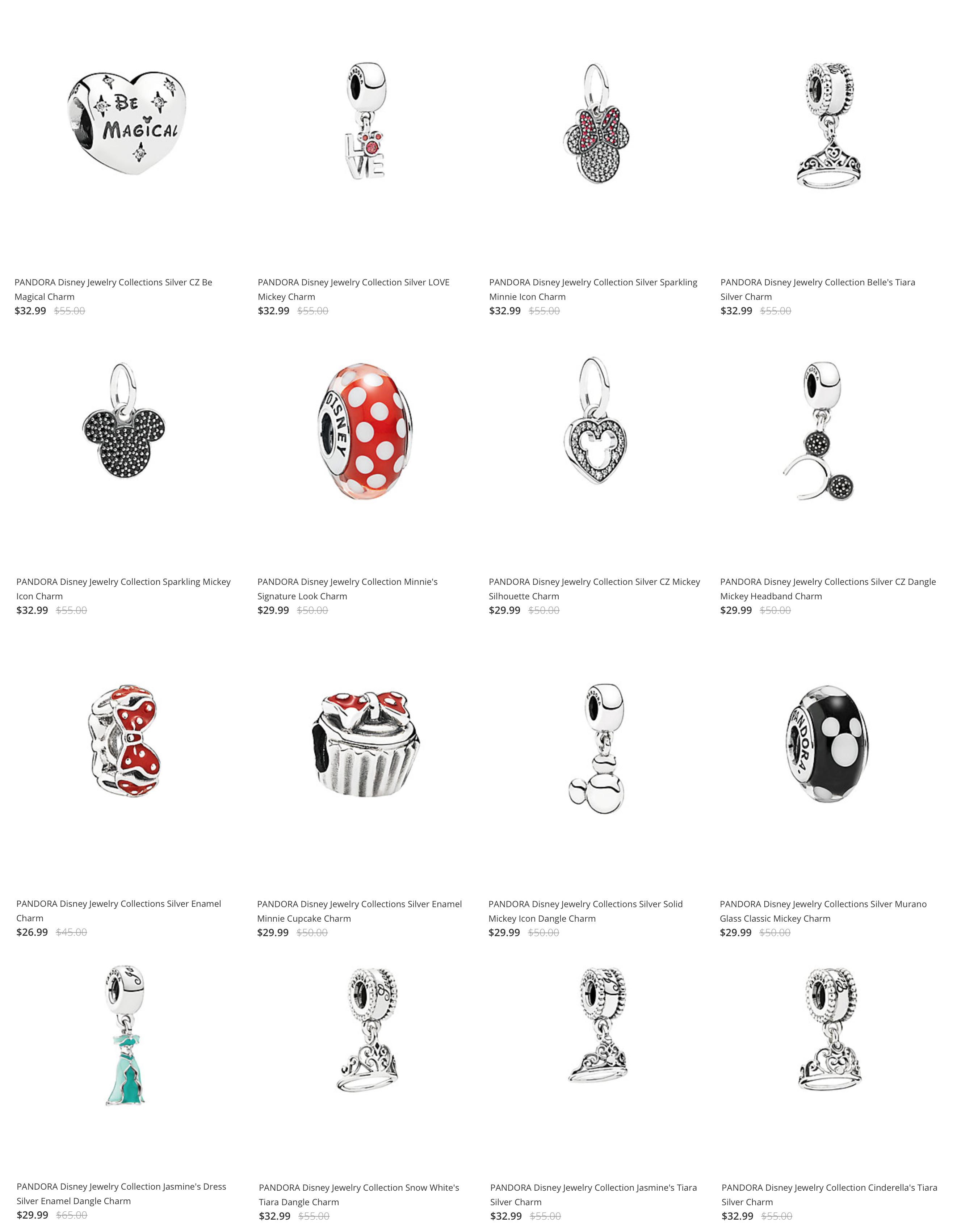 36f44b7beb8d4 pandora-rue-la-la-disney-sale - The Art of Pandora | More than just ...