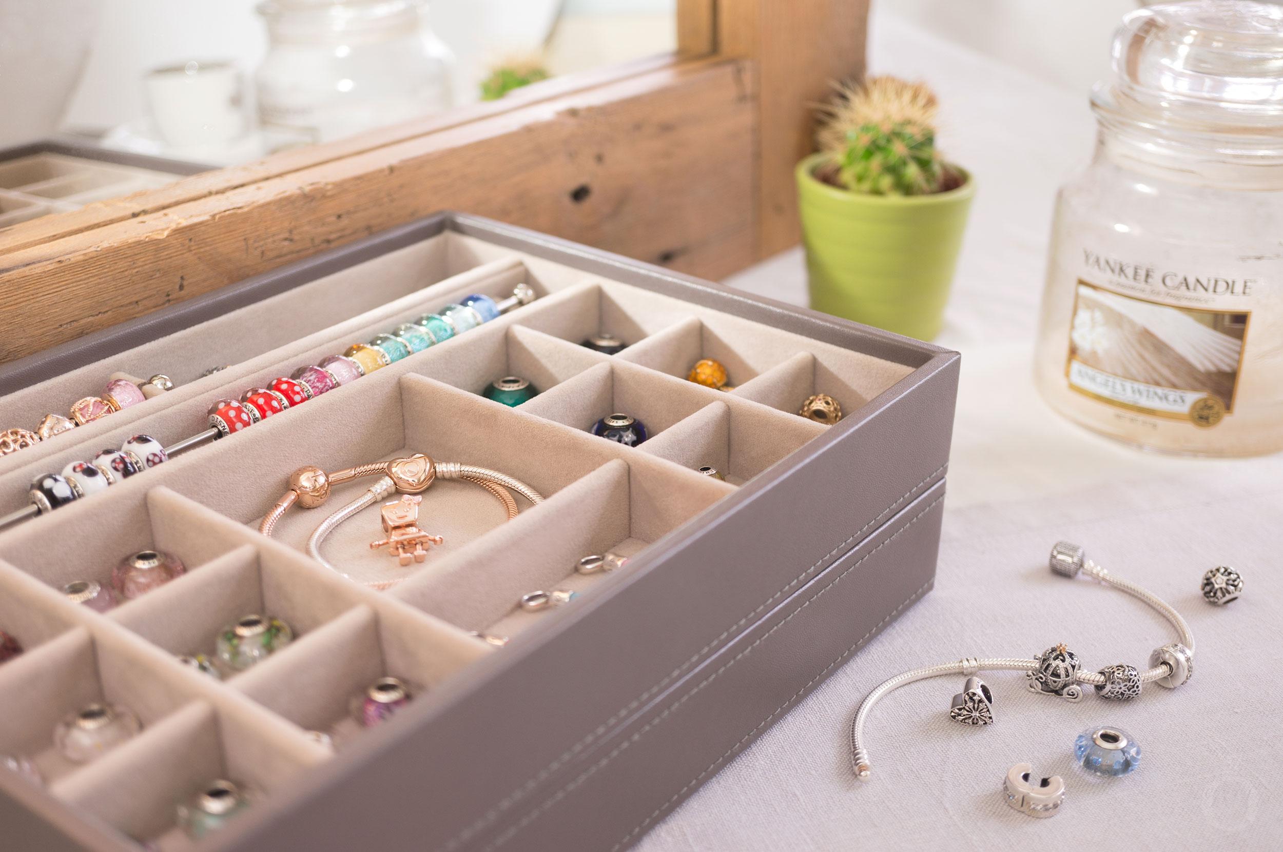 Parity Medium Pandora Jewellery Stacking Box Up To 70 Off