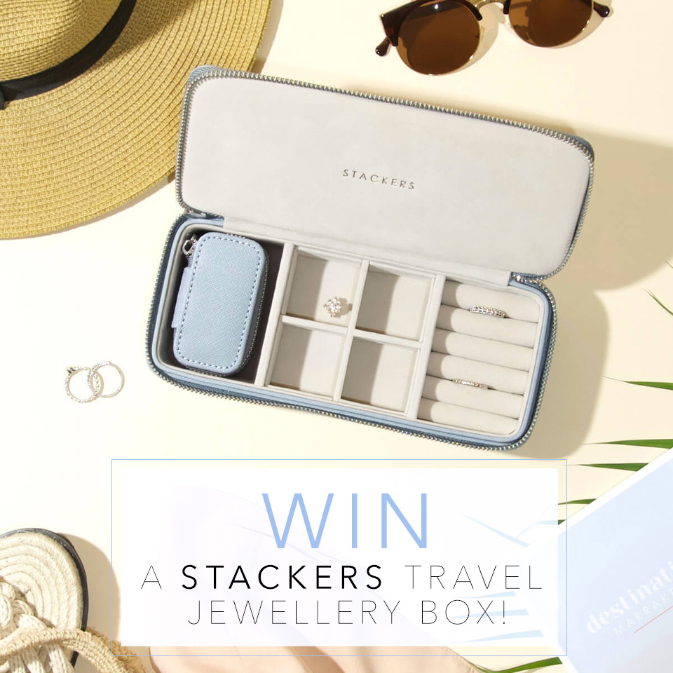 Stackers Jewellery Box Competition The Art Of Pandora More Than