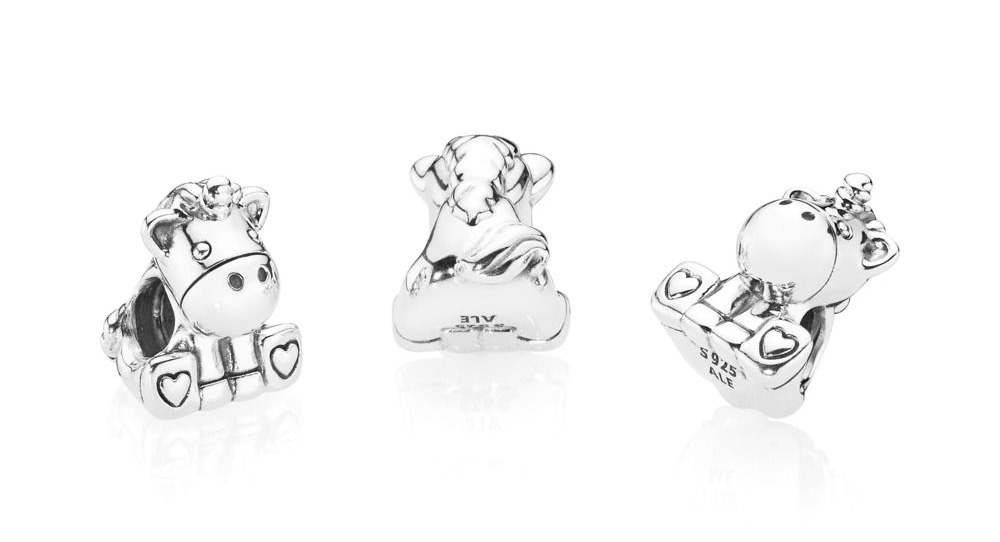 797609 PANDORA Bruno the Unicorn charm autumn winter 2018 new collection regal fairytale review theartofpandora blog blogger us uk official pandora retailer becharming.com pandora estore pandora disney parks