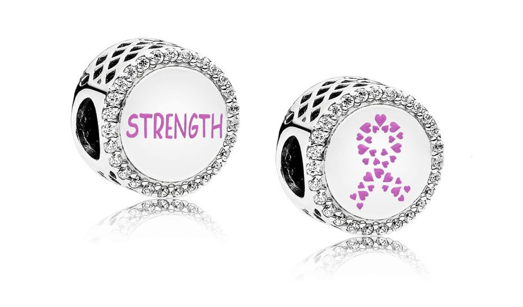 breast cancer pandora 2018