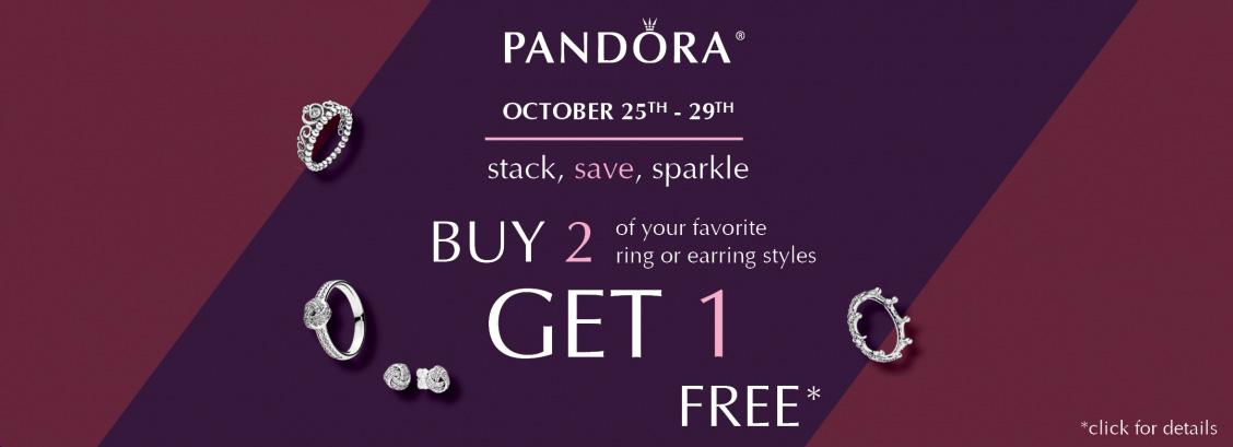 1aa7fd658cb24 PANDORA Stack, Save, Sparkle Promotion - The Art of Pandora   More ...
