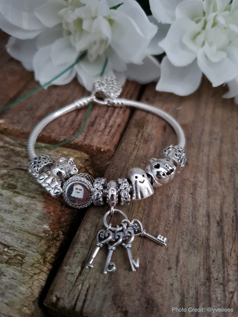 pandora regal love keys autumn winter 2018 padlock bracelet