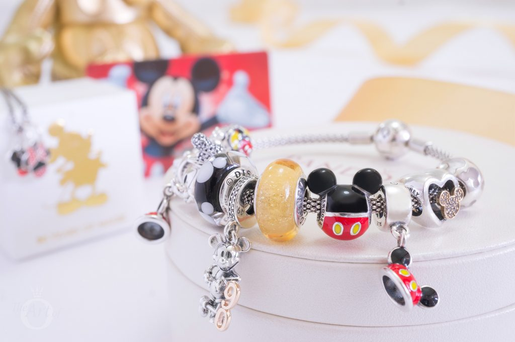 797497CZ PANDORA Disney Limited Edition Mickey's 90th Anniversary Pendant Charm winter 2018 new collection pandora christmas gift present valentines spring summer autumn 2019 sale free promotion promo gwp blog blogger be charming theartofpandora B801005