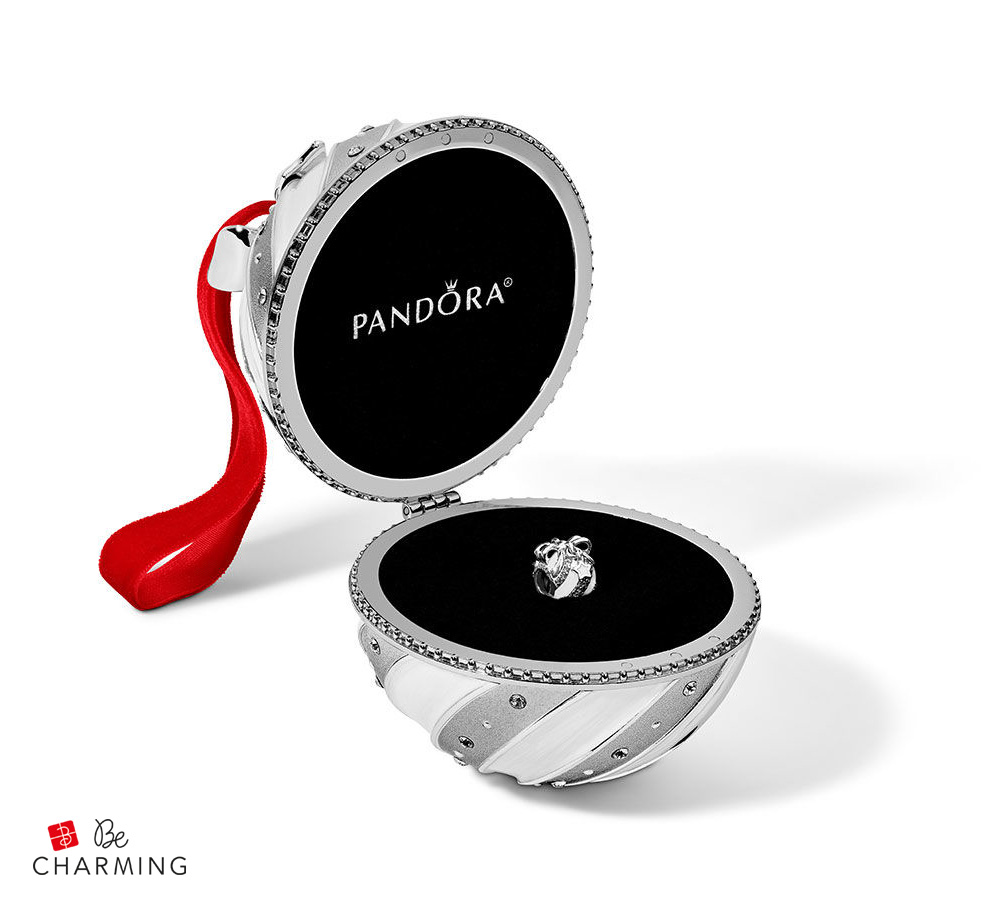 pandora rockettes new ornament gift set
