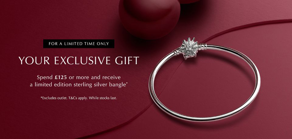 pandora free gift bangle uk black friday