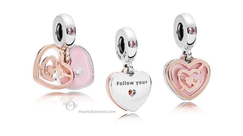 Beads Discreet Sterling Silver 925 Charm Rainbow Key Love China Fortune God Crystal Bead For Original Pandora Bracelet Bangle Diy Women Jewelry