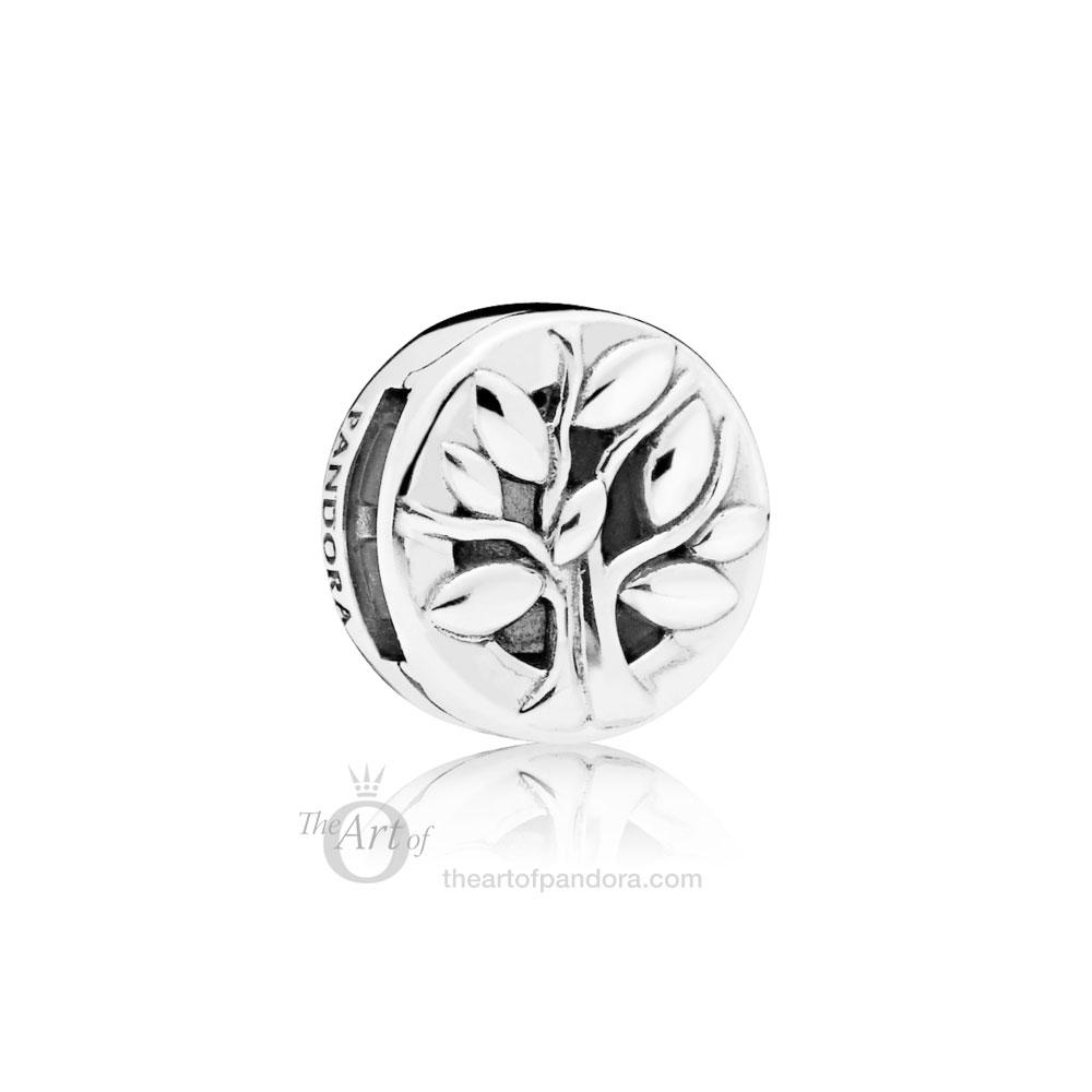 PANDORA Reflexions Tree of Life Clip  (797779)