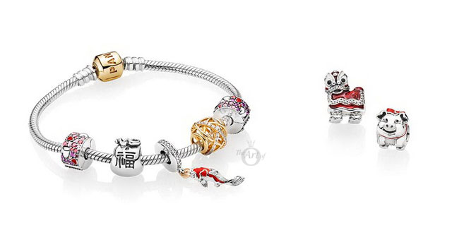PANDORA Chinese New Year 2019 CNY