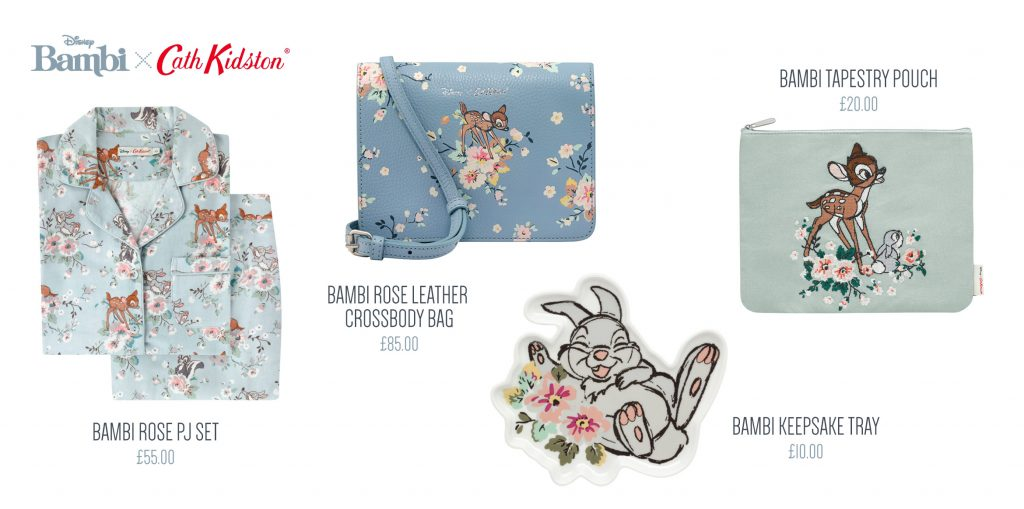 cath kidston bambi gift ideas christmas 3 for 2 holiday