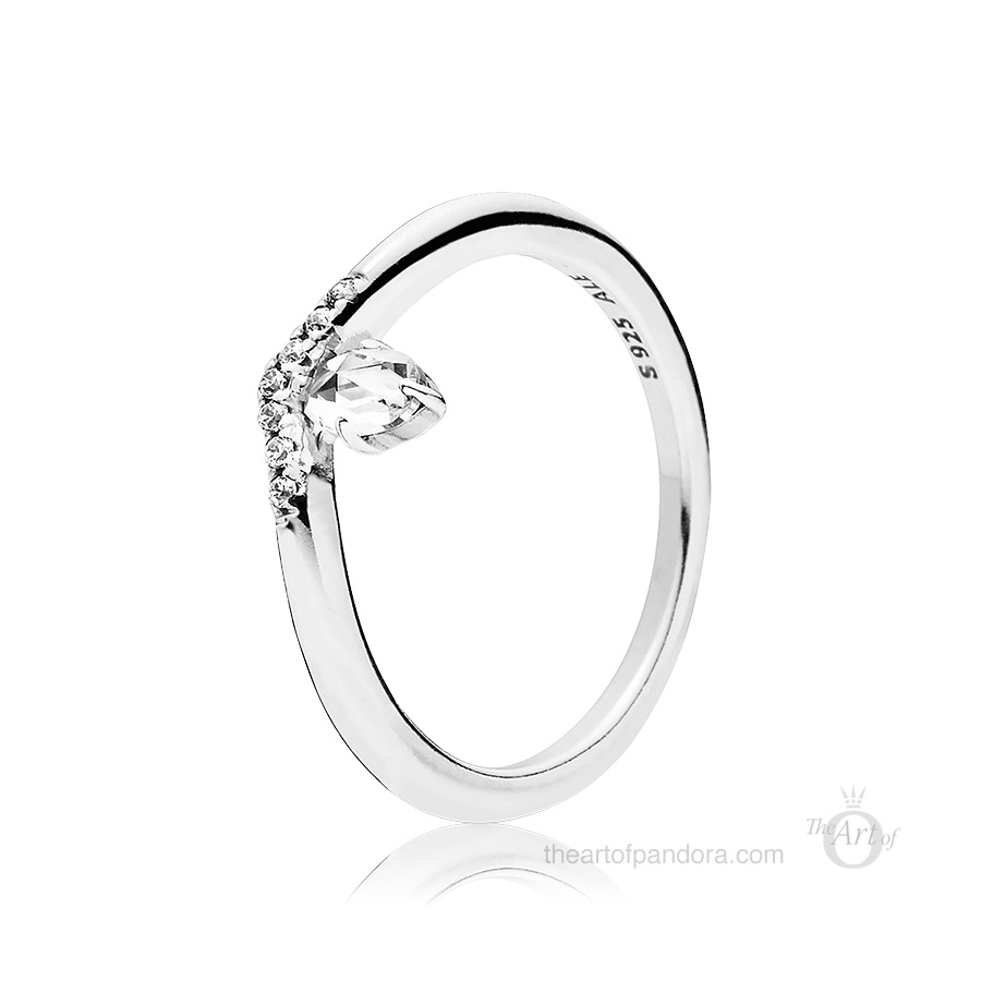 197790CZ PANDORA Classic Wish Ring PANDORA 2019 Pre Spring new collection wish