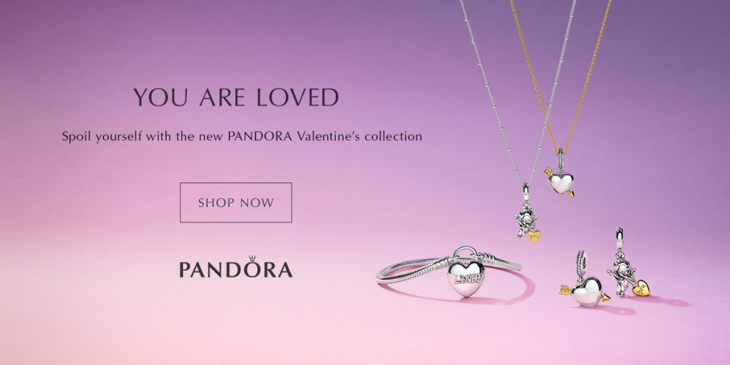 a34a43c03 PANDORA 2019 Valentine's Day Collection - The Art of Pandora | More ...