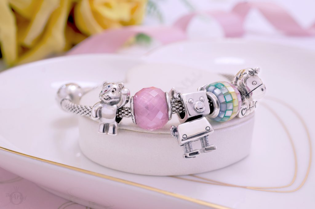 Review Pandora Bobby Bot Dog Charm Be Charming Blog