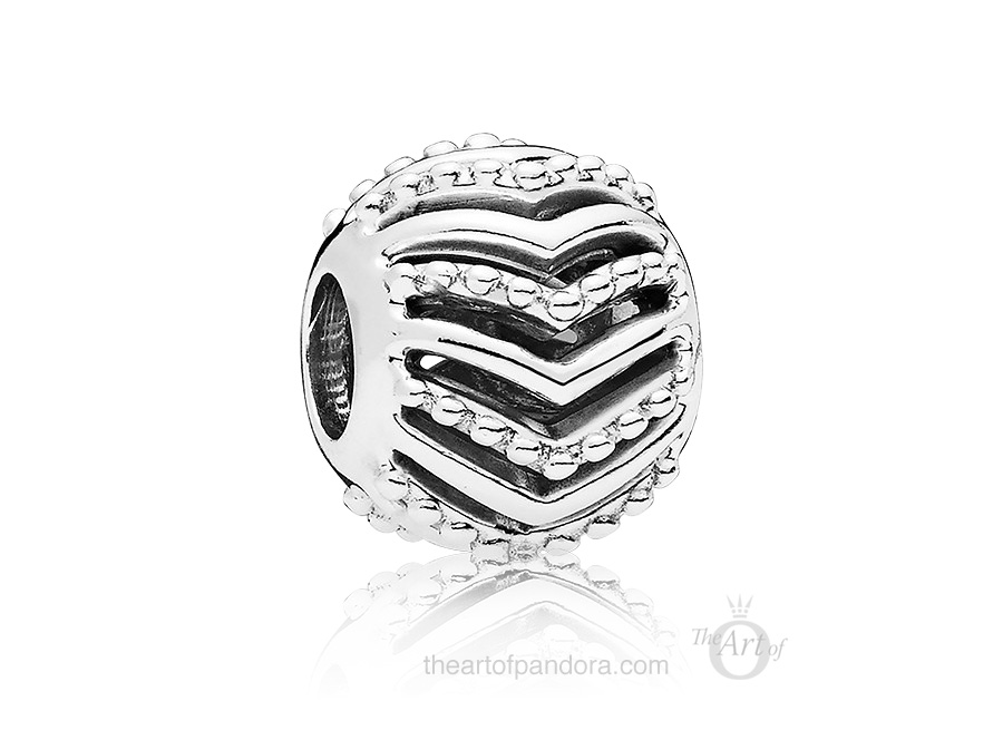 797805 PANDORA Stylish Wish Charm PANDORA 2019 Pre Spring new collection wish