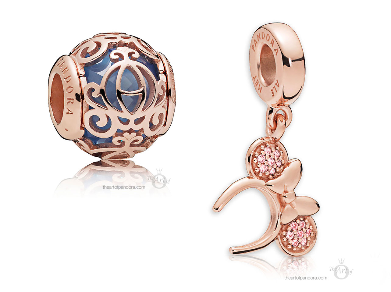 disney pandora charms park exclusive
