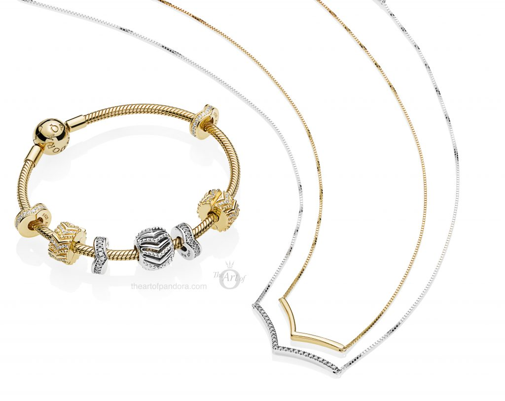 PANDORA 2019 Pre Spring wish collection