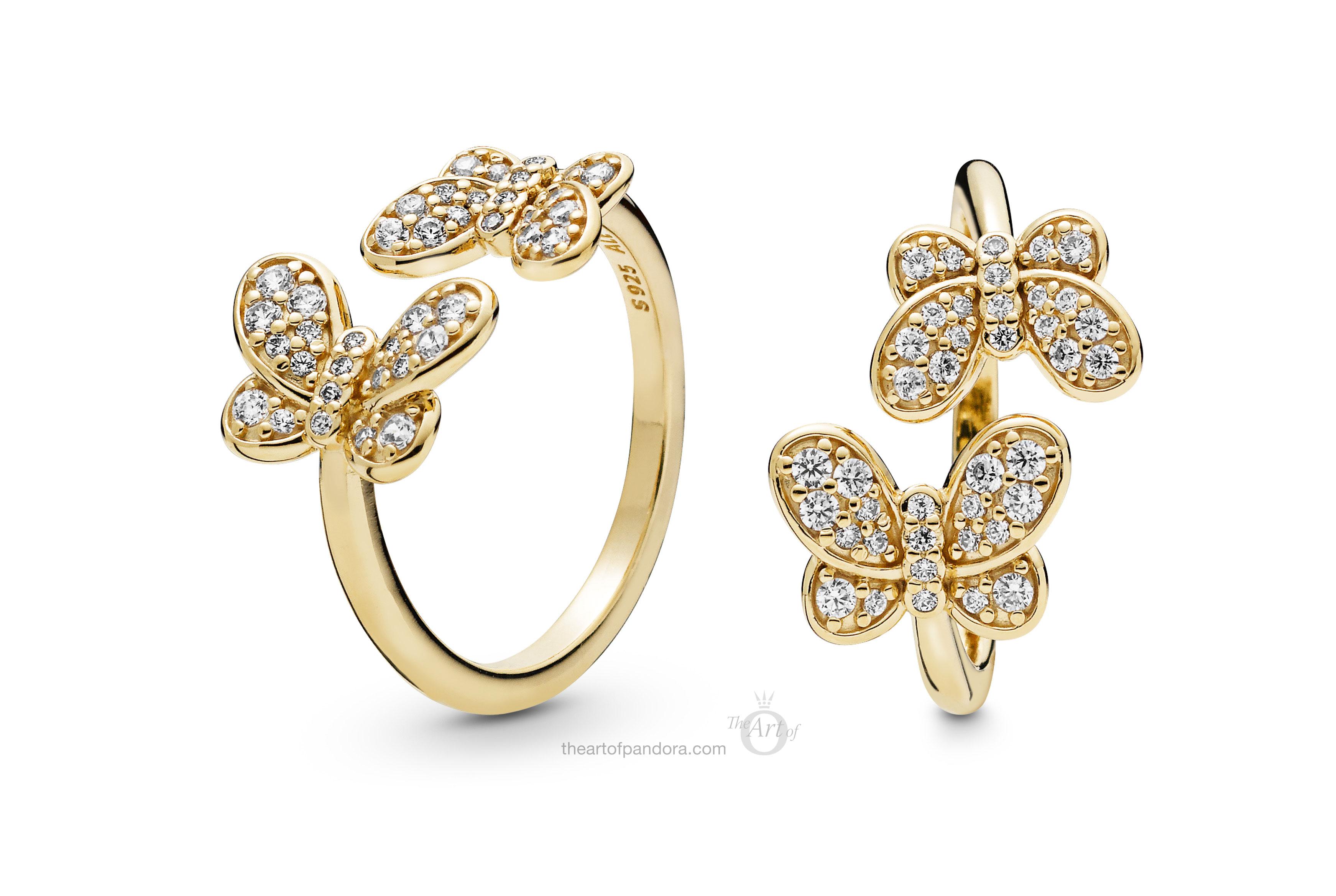 167913CZ-PANDORA-Shine-Dazzling-Butterflies-Ring - The Art of ...