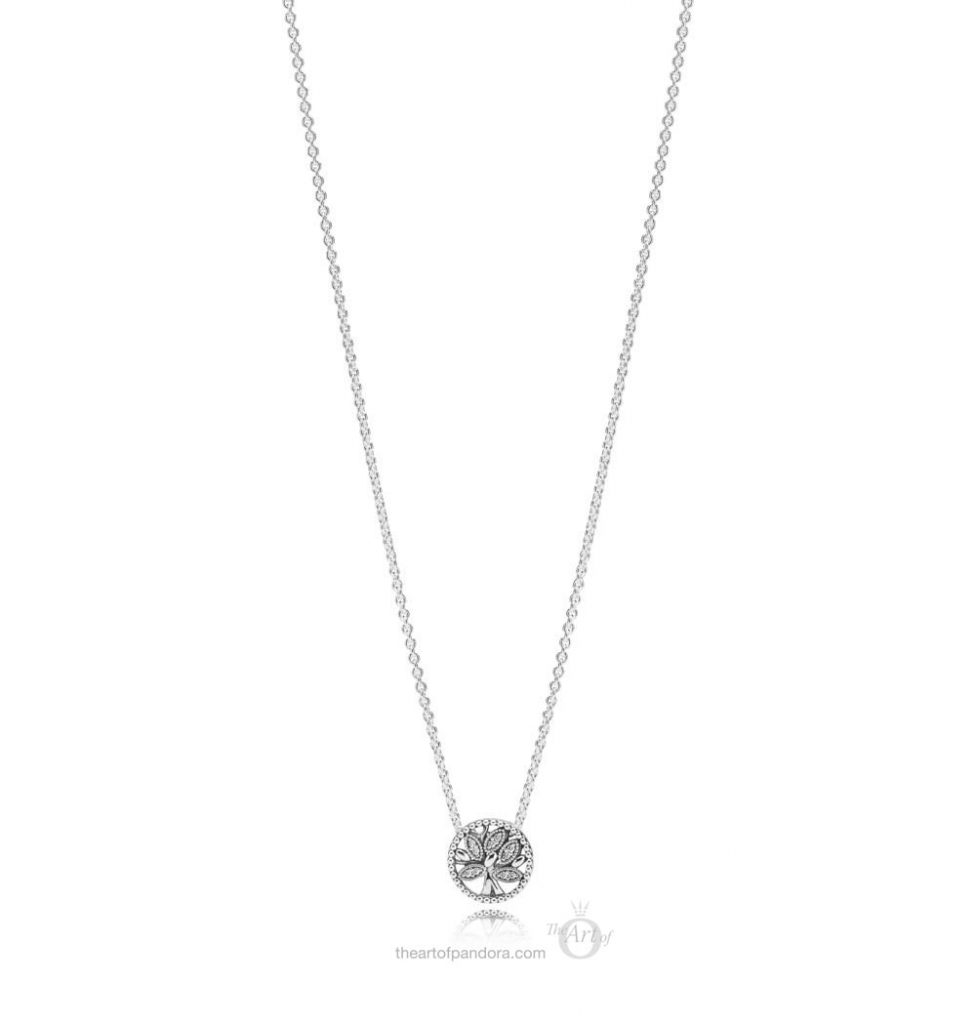 PANDORA TREE OF LIFE NECKLACE (397780CZ) MOTHERS DAY 2019