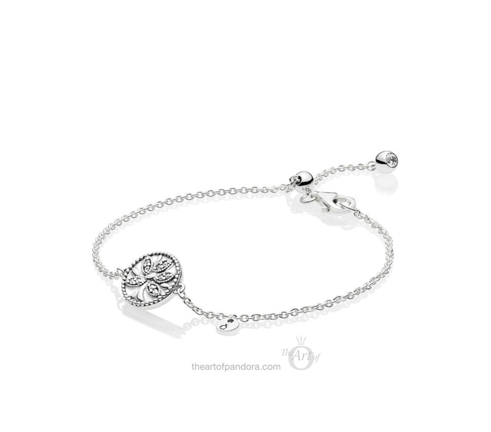 PANDORA TREE OF LIFE BRACELET (597776CZ) MOTHERS DAY 2019