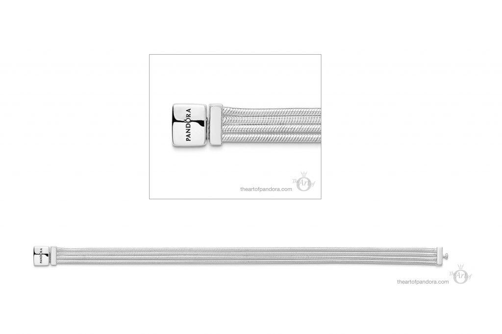 597943 PANDORA Reflexions Multi-Chain Bracelet Spring 2019
