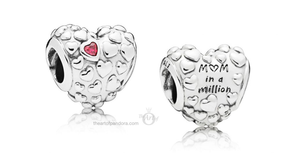 PANDORA MUM IN A MILLION CHARM (797781CZR) mothers day 2019