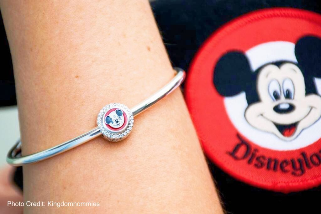 PANDORA Disney Parks Mouseketeers Charm Mickey Mouse Club 2019
