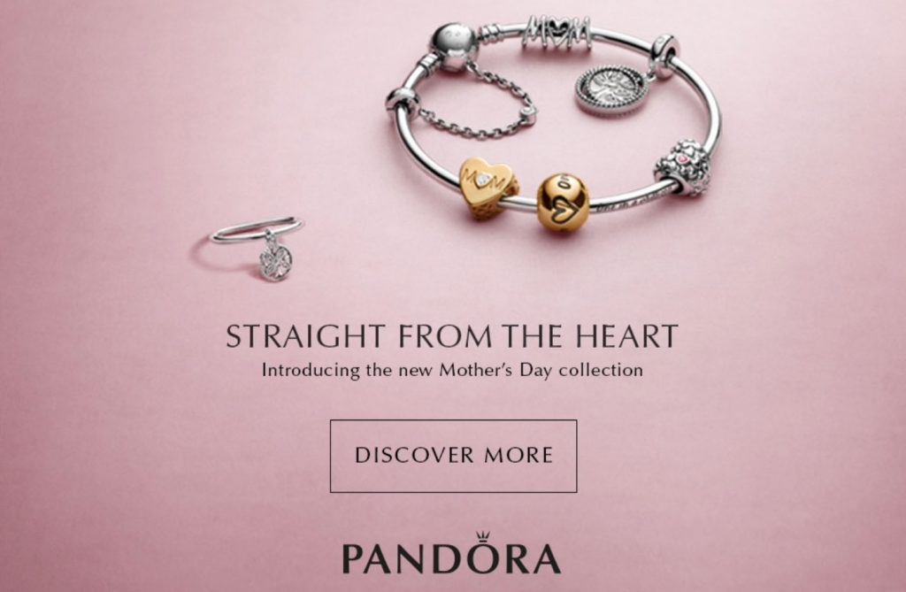 748862f98 Pandora 2019 Mother's Day Collection - The Art of Pandora | More ...