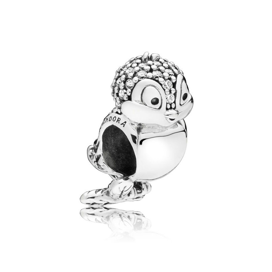 797166CZ PANDORA Disney Snow White's Bird Charm Autumn Winter 2018 Spring 2019