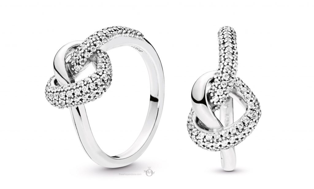 PANDORA-198086CZ-Knotted-Heart-Ring mothers day 2019