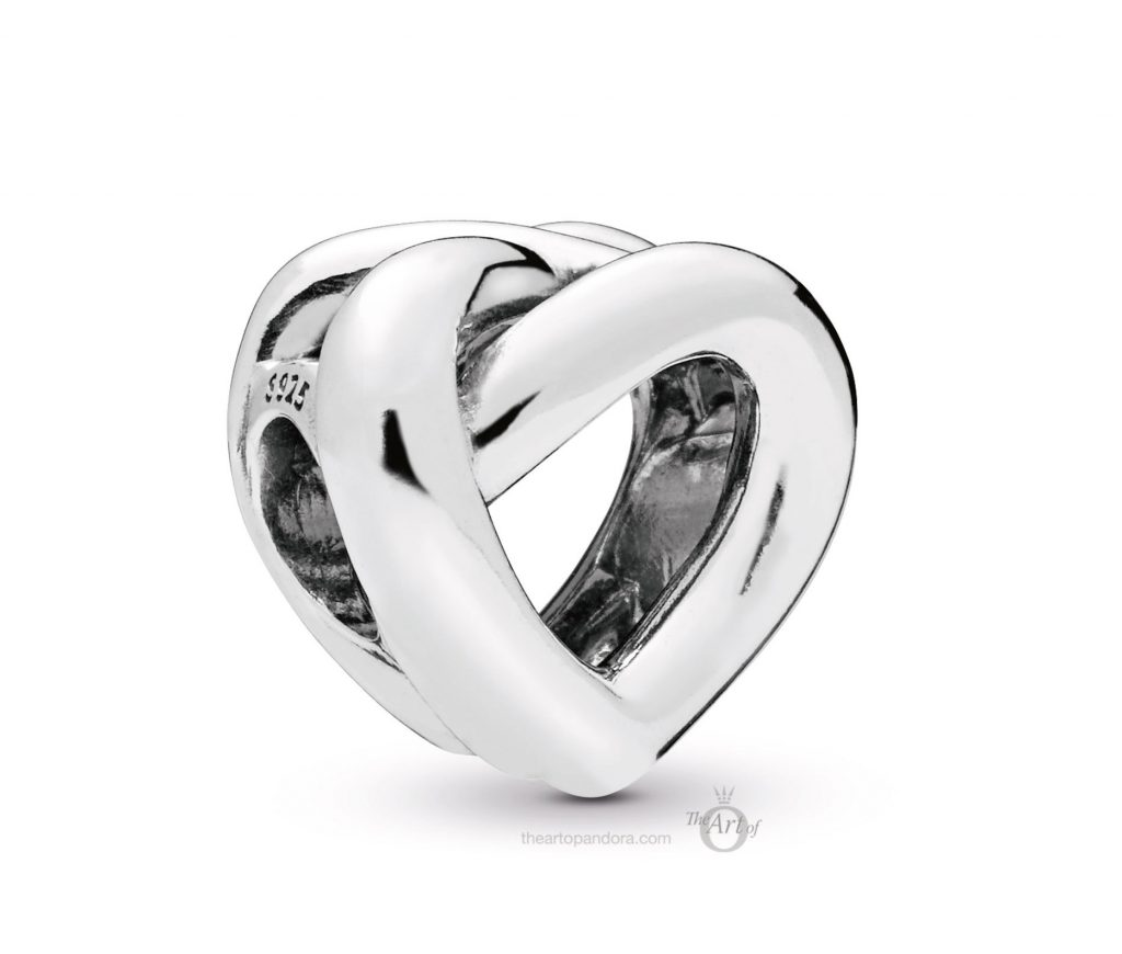 PANDORA-798081-Knotted-Heart-Charm mothers day 2019
